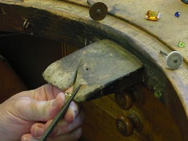 Atelier de bijouterie joaillerie